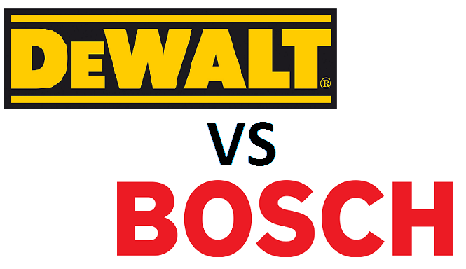 Dewalt vs Bosch Laser Level